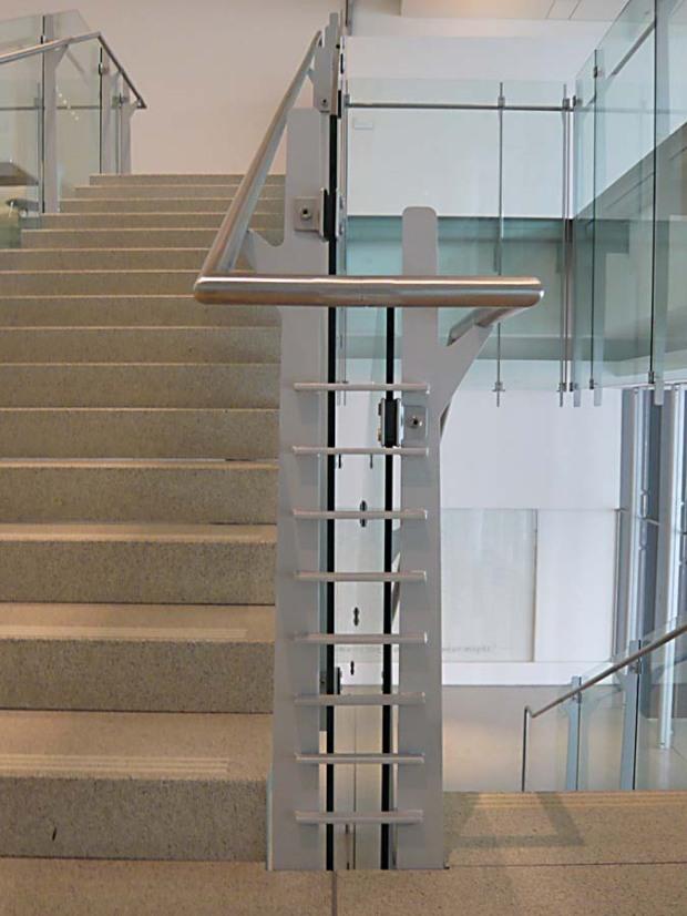 Spertus Stair Detail