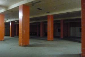 Interior of the ATT Building