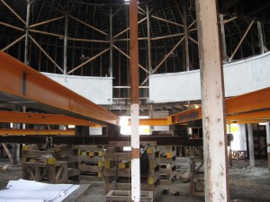 DeTurk Interior Building Lifting Beams