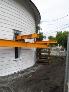 DeTurk Exterior Lifting Beams