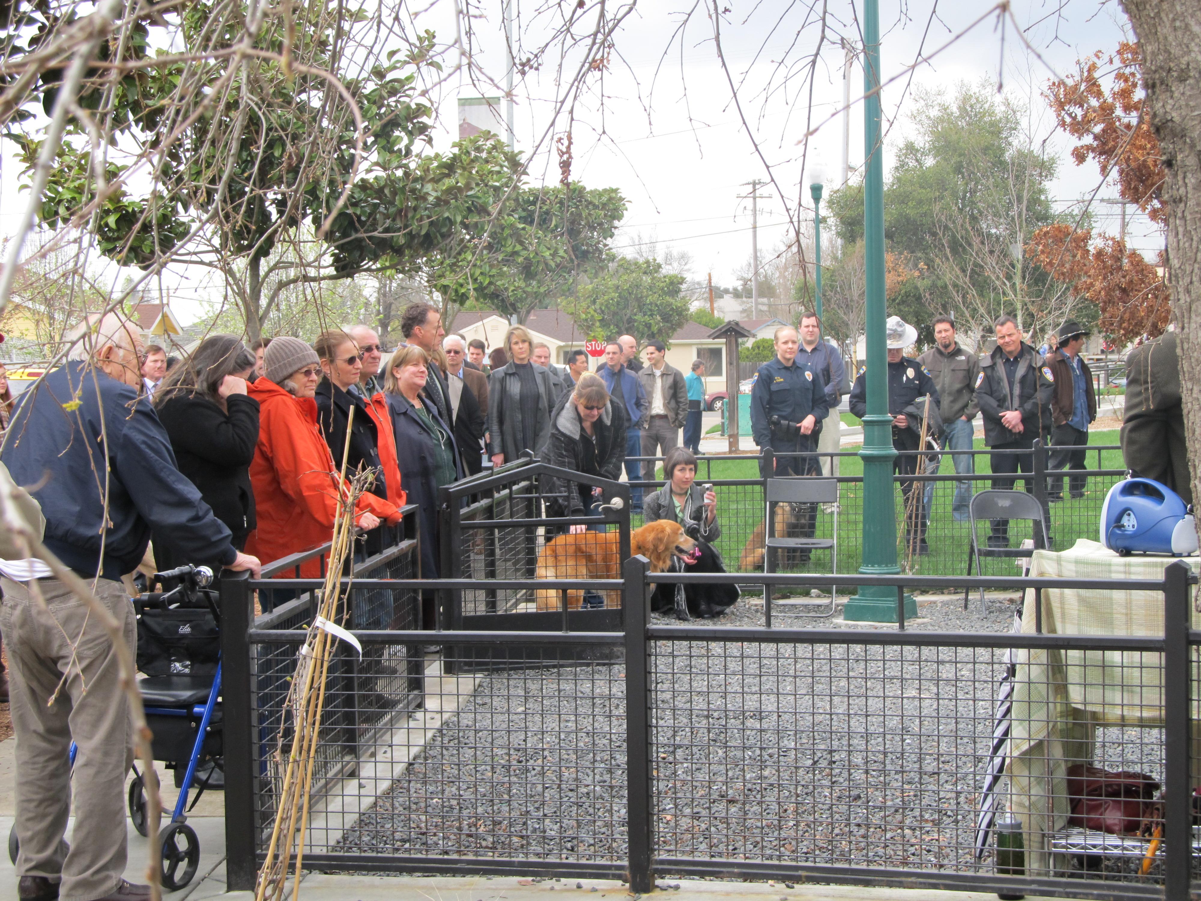 Deturk Round Barn Dog Park
