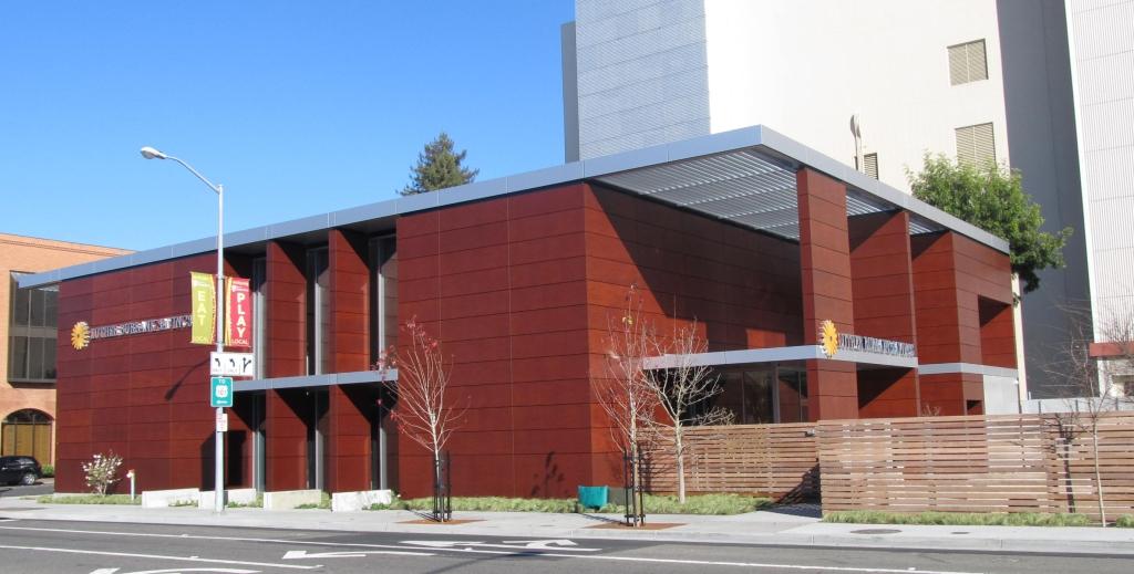 Luther Burbank Savings Headquarters Branch