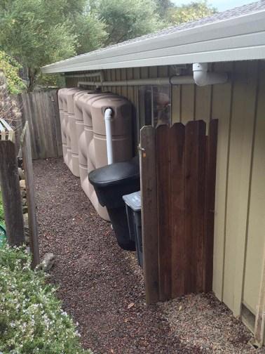 rainwater harvesting, tanks, drought