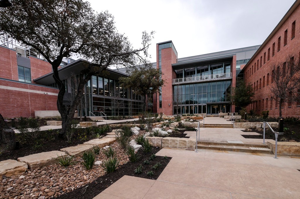 trinity university, project based learning, STEM buildings, science, technology, math, engineering