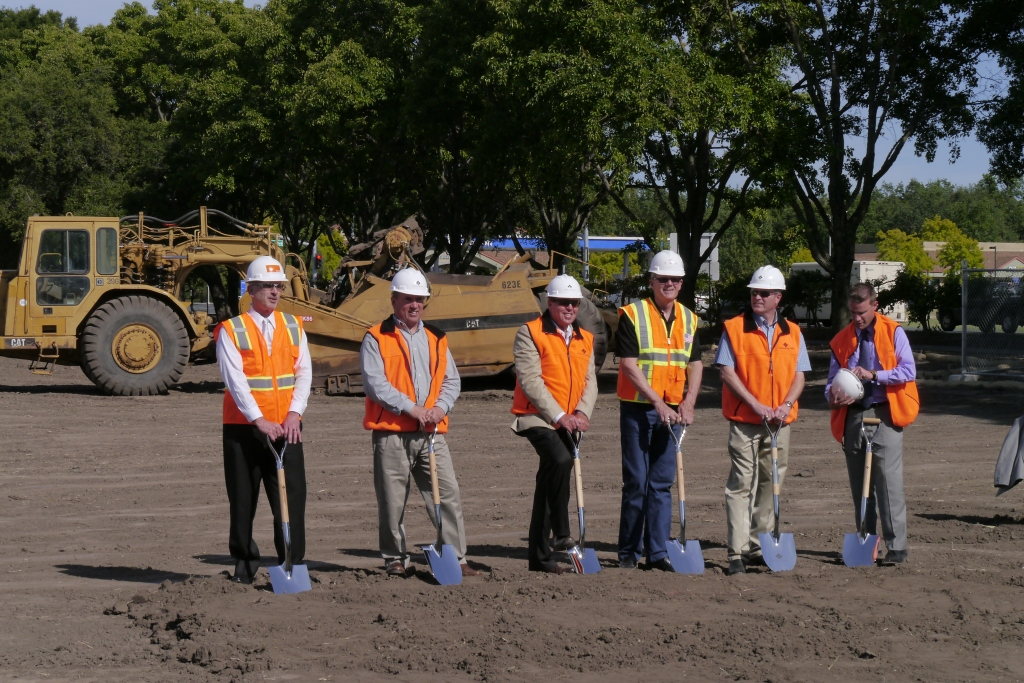 American AgCredit, Headquarters Building, Groundbreaking Ceremony, TLCD Architecture