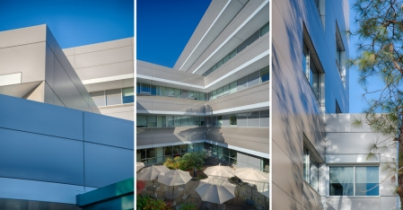 TLCD Architecture, Kaiser Permanente Santa Rosa, Hospital Reclad