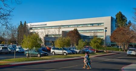 TLCD Architecture, Kaiser Permanente Santa Rosa, Hospital Relcad
