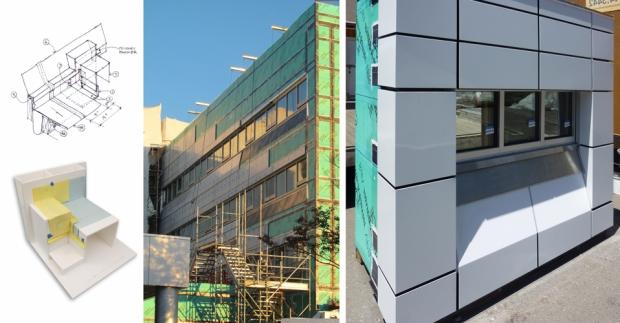 TLCD Architecture, Kaiser Permanente Santa Rosa, Hospital Reclad, Models