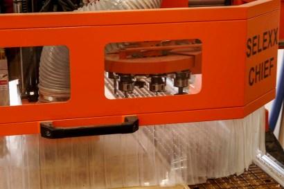 Selexx Chief CNC Router Detail