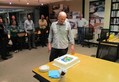 don tomasi, principal at tlcd architecture, 30th work anniversary