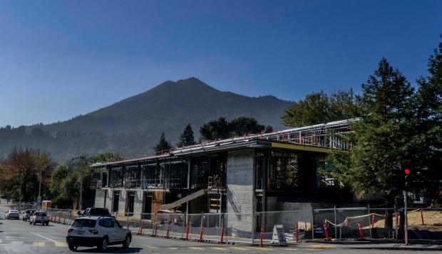 college of marin, new academic center, tlcd architecture, mark cavagnero associates