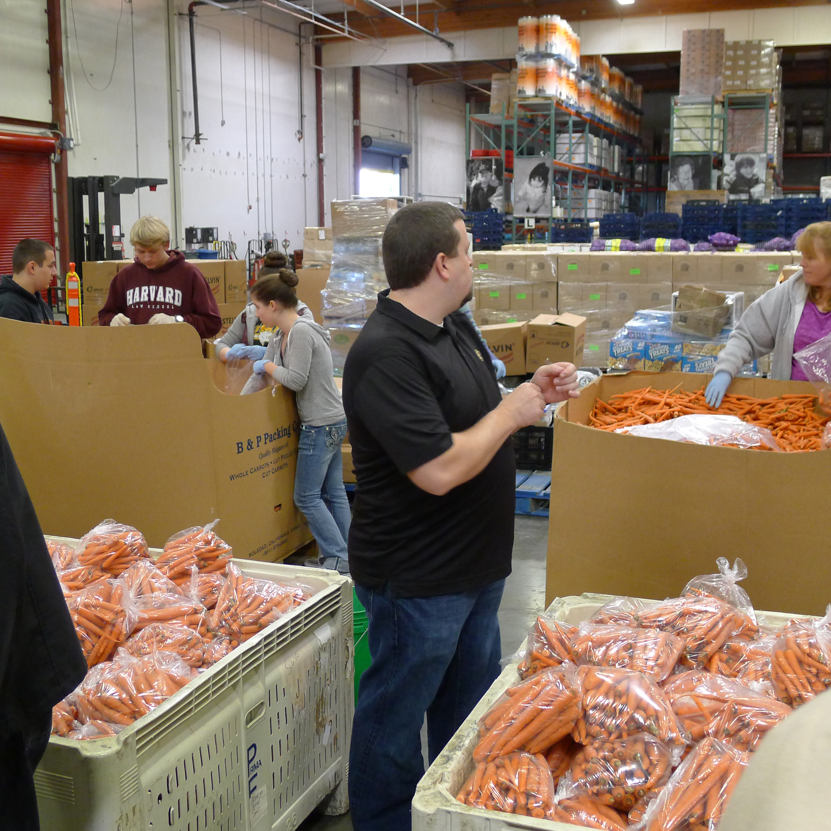 Food Bank Of Sonoma County