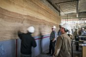 TLCD Architecture, American AgCredit Headquarters Building, Santa Rosa, CA, Staff Tour, Construction Update