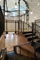 DeTurk Round Barn, TLCD Architecture, Historic Round Barn,