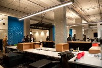 TLCD Architecture, Downtown Santa Rosa, Urban Office Space