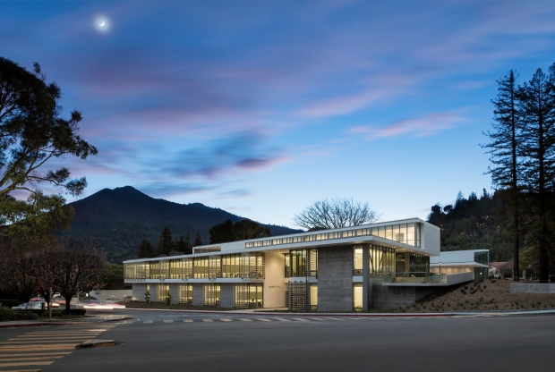 TLCD Architecture, Mark Cavagnero Associates, College of Marin, Academic Center, AIASF Honor Award