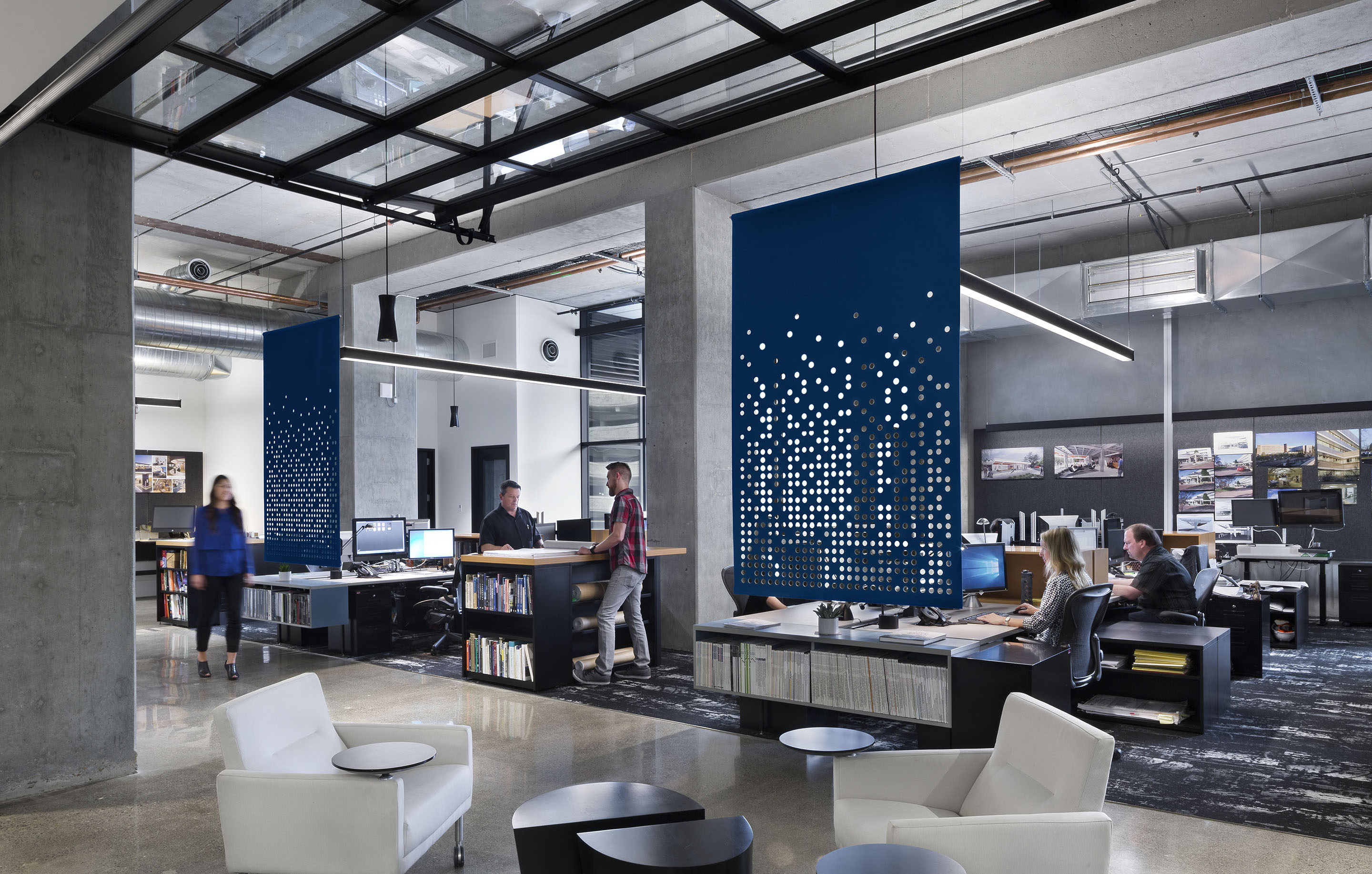Urban office design Reception Top Projects 2016 Large And Small Scale Office Space Houzz Top Projects 2016 Large And Small Scale Office Space Tlcd Today