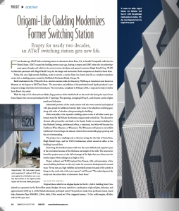 Commercial Architecture, Museum on the Square, Metal Perforated Cladding, Architectural Facade, Building Materials, McNichols Perforated Metal, BT Mancini, TLCD Architecture