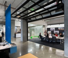TLCD Architecture, LEED Commercial Interiors, USGBC, Office Design, Urban Office